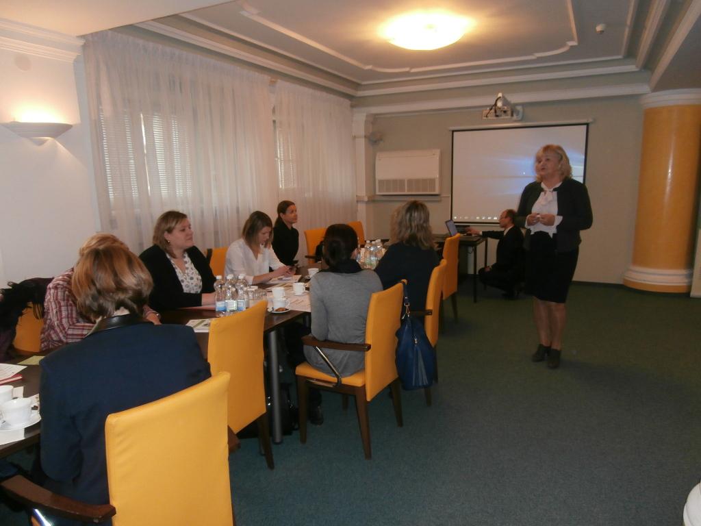 Szkolenie dla pracowników pomocy społecznej